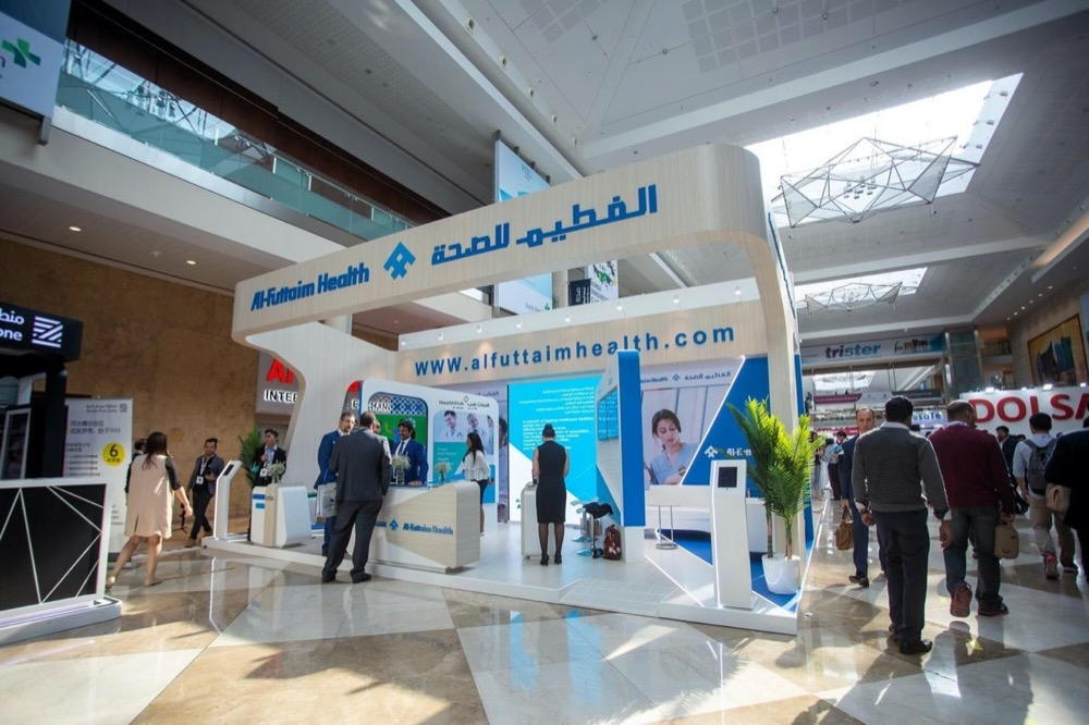 Al-Futtaim Health launches at Arab Health Exhibition 2020, promoting a new way of healthcare