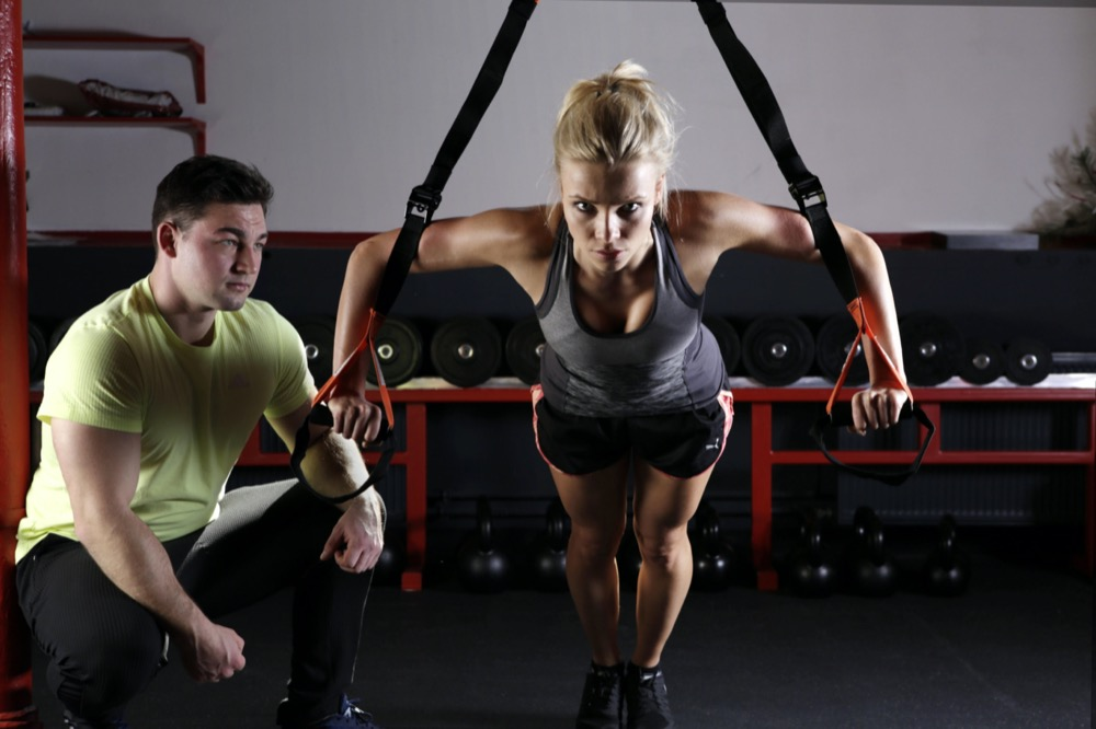 FITLOV:Dubai's Top Personal Trainers in One App