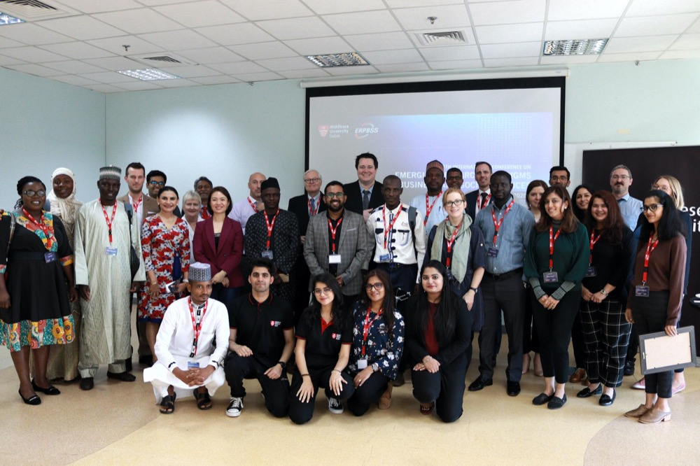 Middle sex University Dubai concluded the fifth edition of the Emerging Research Paradigms in Business and Social Sciences (ERPBSS) Conference