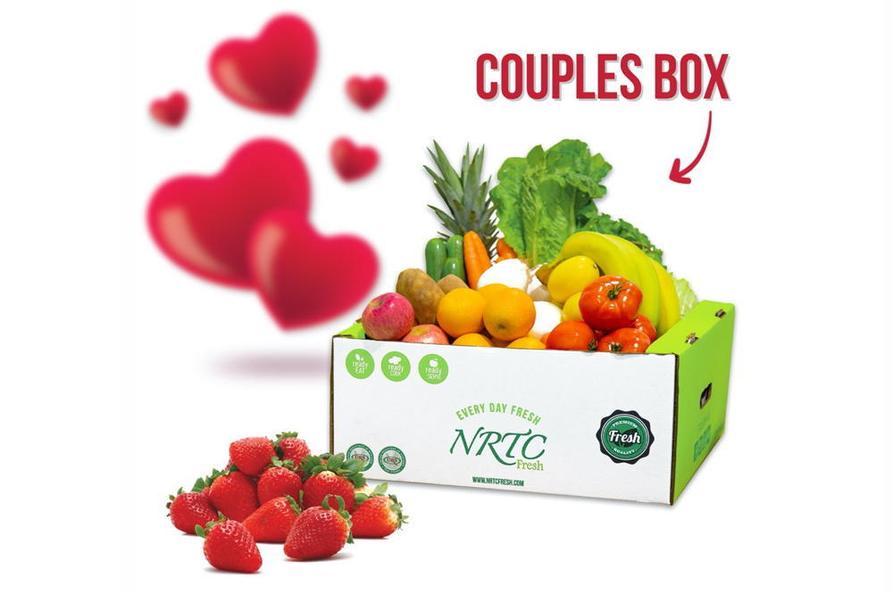 NRTC Fresh is Sharing The Fruit of Love this Valentine's Day