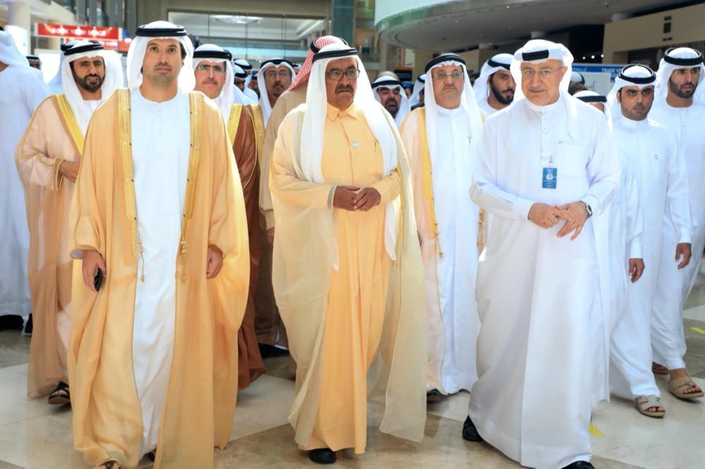 His Highness Sheikh Hamdan bin Rashid Al Maktoum Tweeted that 'AEEDC Dubai' is the Largest International Annual Scientific Dental Conference and Exhibition in the World