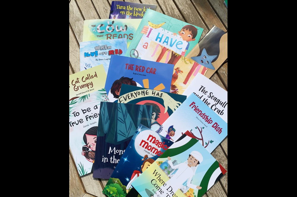 CHILDREN'S PICTURE BOOKS BY EMIRATI WRITERS AND ILLUSTRATORS