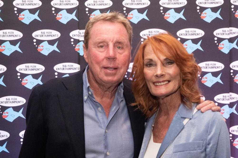 "EVENT RECAP – An audience with English football legend and ""I'm a Celebrity"" jungle king, Harry Redknapp"