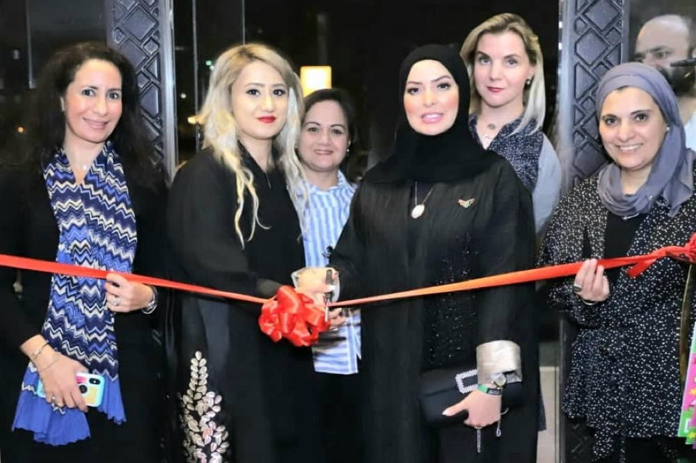 Grand Opening of Reforma Woman Public Library and Corporate Branding Outlet