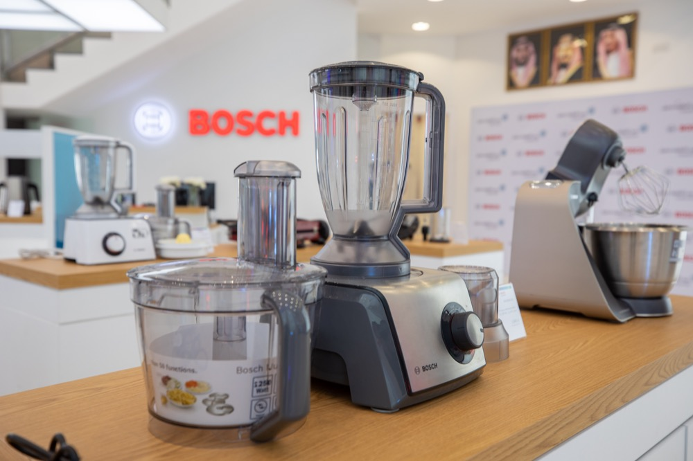 Bosch Celebrates the Opening of Its' Largest Flagship Store in The Middle East