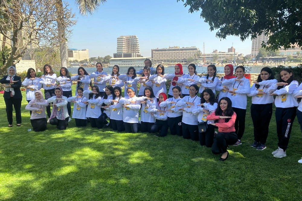 "Ericsson Egypt participates in ""Tekla Dialogue"" to empower girls in technological fields"