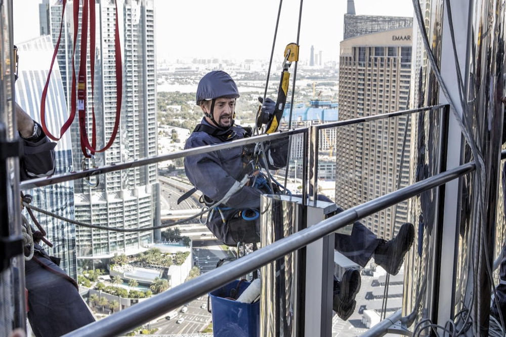 Burj Khalifa set to feature in international series hosted by celebrity talent, Richard Hammond!