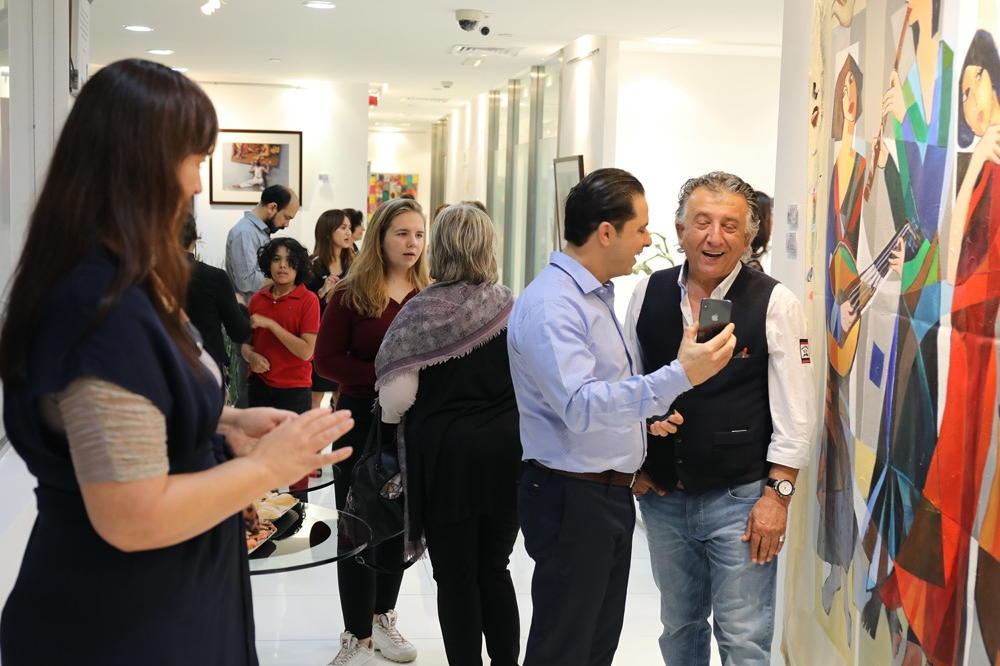 New art gallery concept launches in Dubai