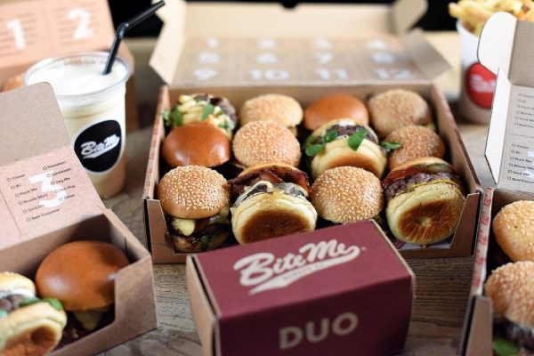 Bite Me Burger Co and Get Plucked is now delivering to 18 districts