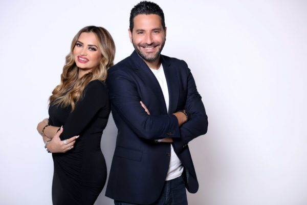 Meet the celebrity faces of Emirates Loto: AishwaryaAjit and Wissam Breidy