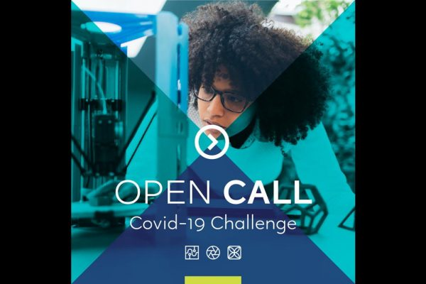 in5 launches a COVID-19 innovation contest Open to entrepreneurs, offers winner access to 3D printers, prototyping labs, creative co-working spaces and more