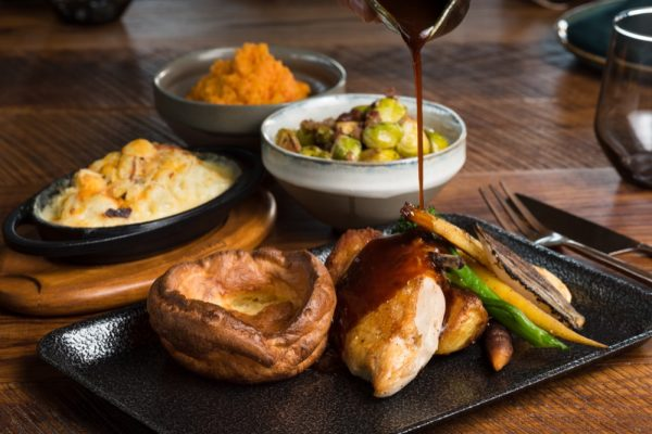 THE LONDON PROJECT WELCOMES BACK ITS  FAMOUS SATURDAY TRADITIONAL ROAST
