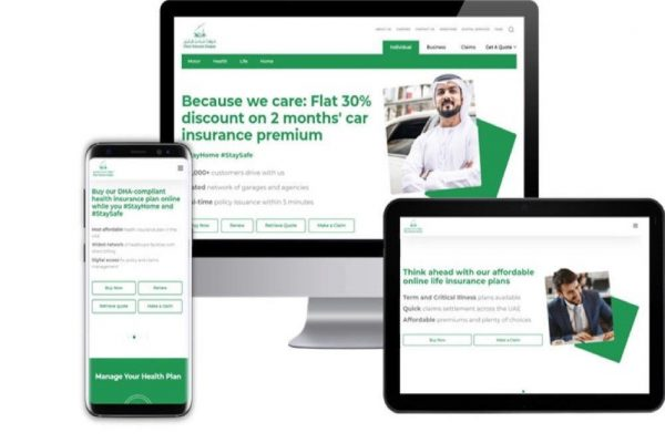 Oman Insurance launches state-of-the-art website with enhanced User Experience