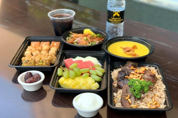 La Terrasse Restaurant bring Ramadan spirit to your home.