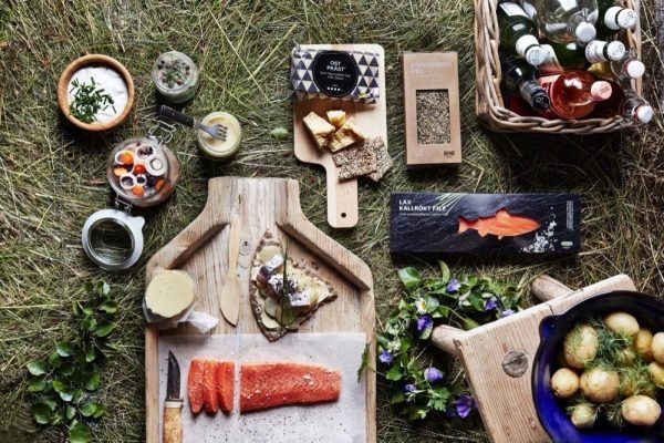 IKEA Swedish Food Market products now delivered to your doorstep Hurrah!