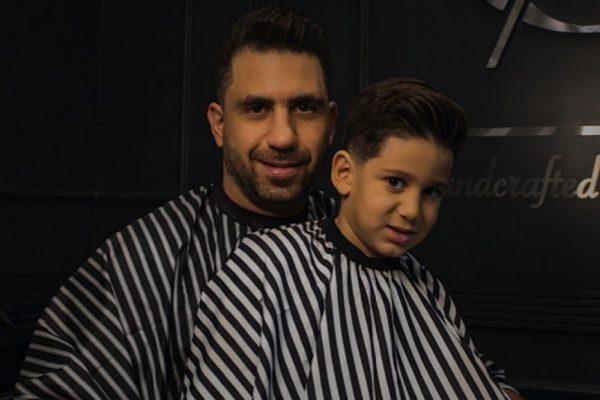 Dads! Enjoy a Free Facial at CG Barbershop on Father's Day