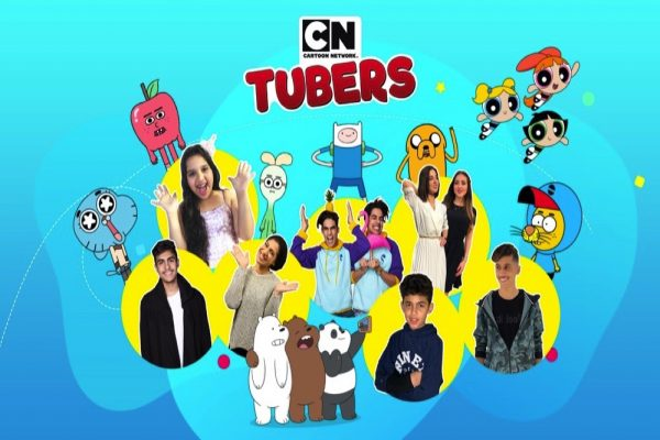 CN Tubers dials up the excitement on Cartoon Network