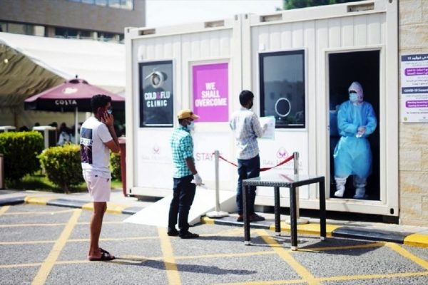 24/7 Cold & Flu Clinic by RAK Hospital  screens over 400 patients everyday