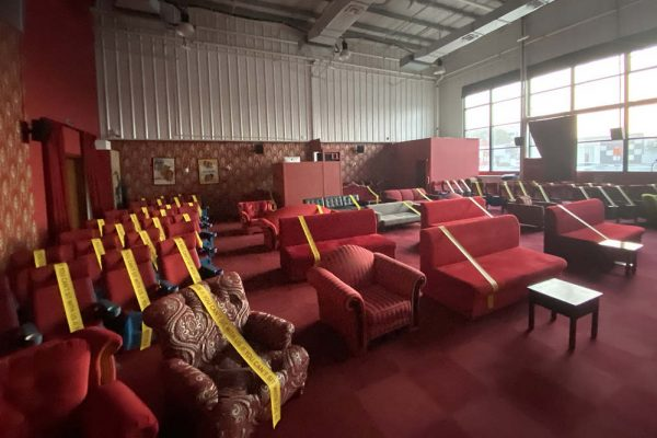 Cinema Akil Reopens its Doors Again