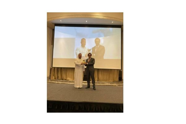 Ethos Asset Management Inc., CEO, Carlos Santos, Wins the Africa Dubai Honours Award for Excellence and Leadership Prowess 2021